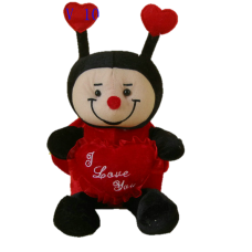 "6"" LADY BUG ""I LOVE YOU"""