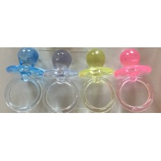 "1.5"" Medium Pacifier - Blue"