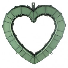 "24"" Green Oasis Open Heart"