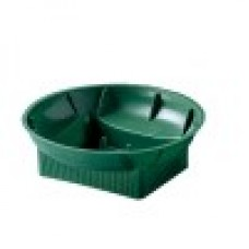 "6"" Single Design Bowl ""Green"""