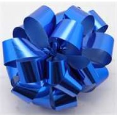 "1 1/4"" Glitter ""ROYAL BLUE"" Ribbon"