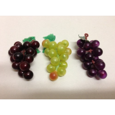 "Mini Grapes ""Dark Purple"""