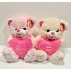 """11"""" ASSORTED MOTHERS DAY BEARS"""