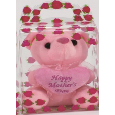 "6.5"" Mother's Day Acrylic Box"