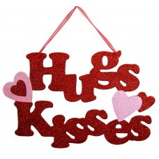"""Hugs & Kisses"" Display"
