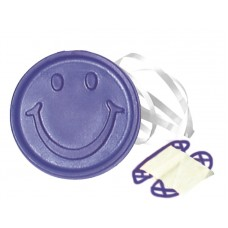 """Smiley Ribbon Weights """"BLUE"""""""