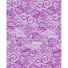 "20"" Color Cello-Lace Roll ""Purple"""