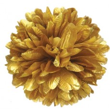 "4.25"" METALLIC GOLD Mum ""SMALL"""