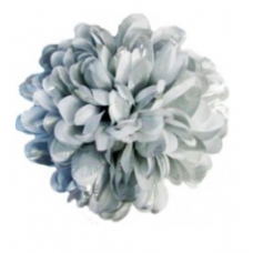"4.25"" METALLIC SILVER Mum ""SMALL"""