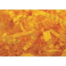 "Crinkle Cut Crimped Paper Shred ""YELLOW"""