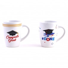 14.5 Oz Graduation Mugs