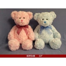 "13.5"" Baby Soft Bear ""Blue"""